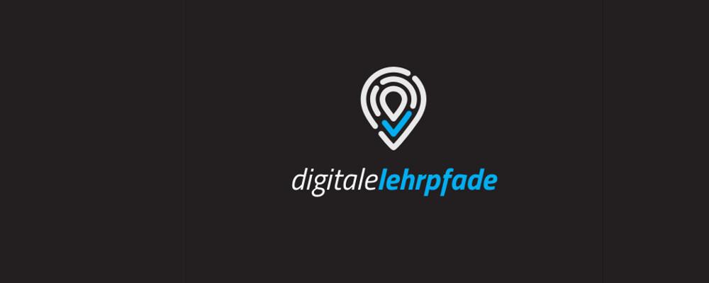 Logo digitale lehrpfade