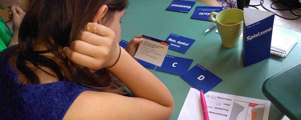 Bei dem Schulprojekt erfuhren die Kinder von den Sicherheitsrisiken, die im Internet lauern.