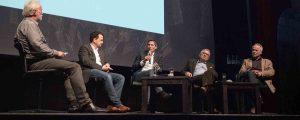 """Podiumsdiskussion """"Industrie 4.0"""": Bildung muss kreativer werden"""