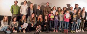 Gewinner des Jugendkurzfilmfestivals 2018