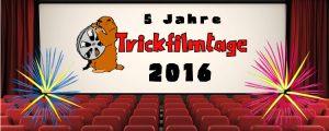 Trickfilmtage 2016