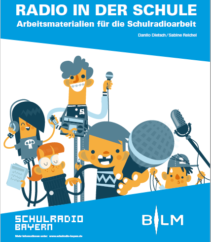 Cover Radio in der Schule